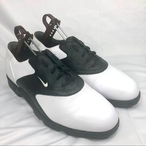 Mens Nike Air SRS Golf Shoes Soft Spikes Size 9